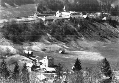 Abbaye moulin
