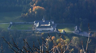 Abbaye Tamie crepuscule