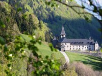 Abbaye Tamie depuis chaumes 4