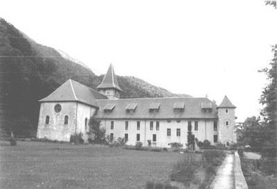 Façade sud 1988