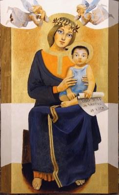 Vierge Arcabas Tamié