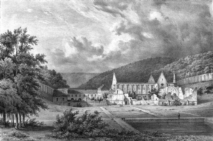 val-des-choux - eglise
