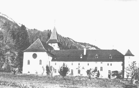 façade sud ancienne