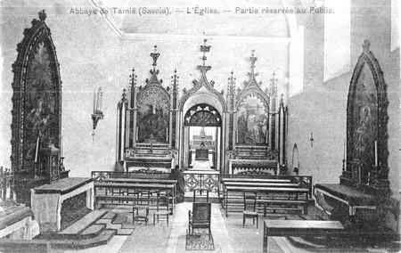 Église des séculiers avant 1925