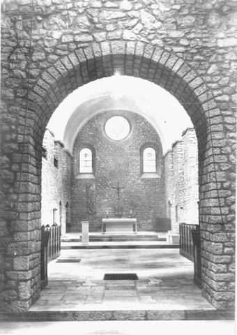 Église restaurée