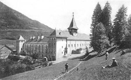 façades nord et ouest - clocher de 1926